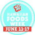 Hawaiian Food Week logo notWhite