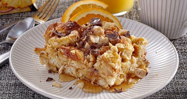 Marinated French Toast Bake